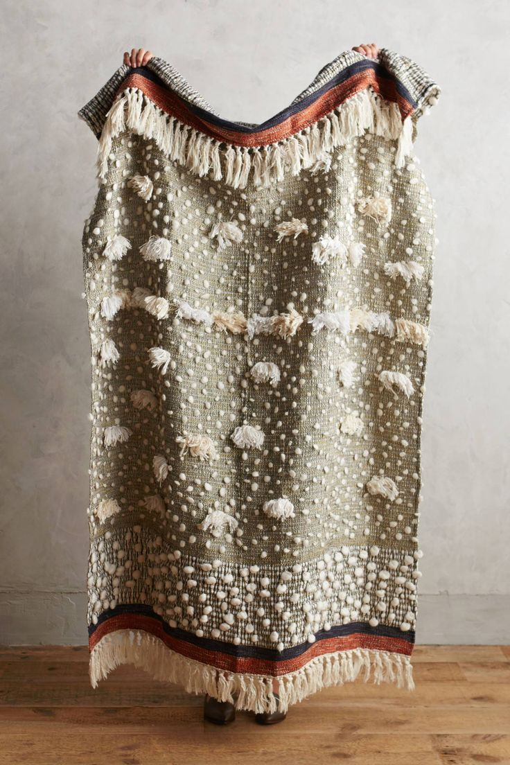 Collaged Majida Throw - anthropologie.com -★-