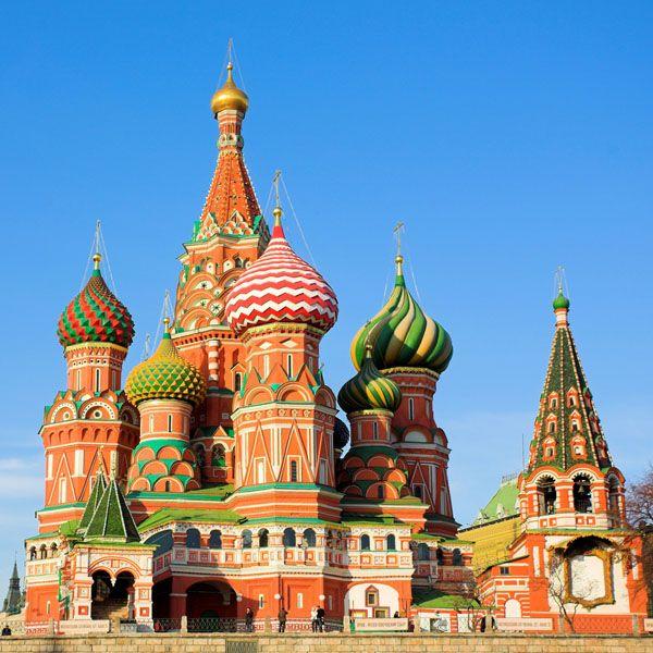 Un voyage en Russie (Moscou & St Petersburg)