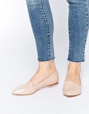 Faith Aruba Nude Slipper Shoes