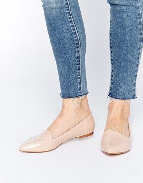 Faith Aruba Nude Slipper Shoes