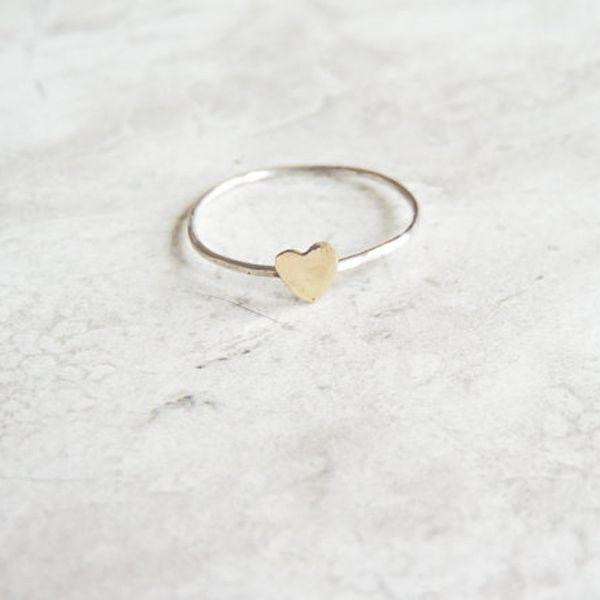 Heart ring//