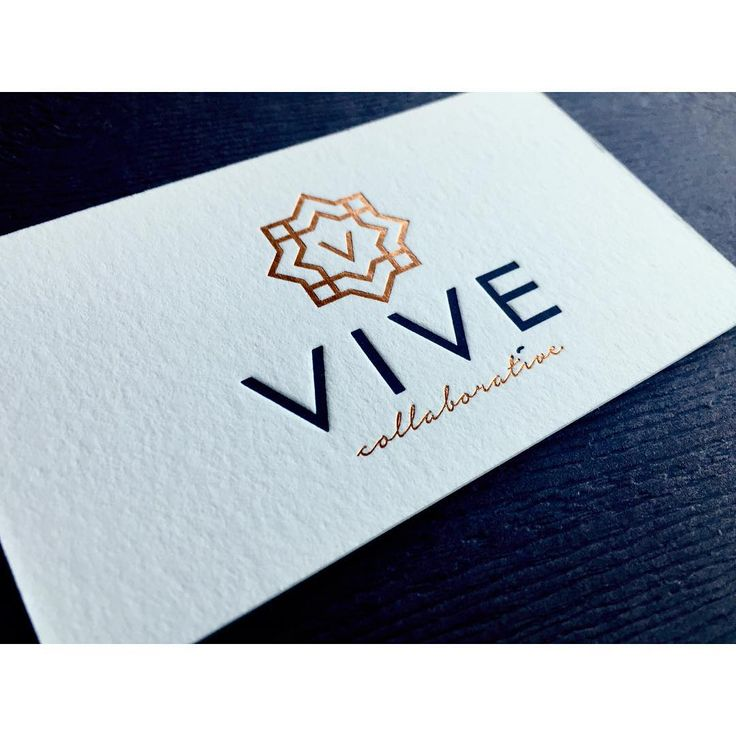 32 best Foil Stamped Business Cards images on Pinterest | Business ...