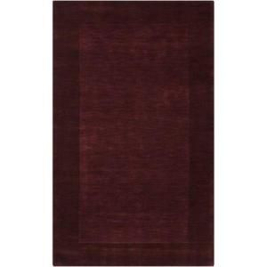 Artistic Weavers Viseu Maroon 3 ft. 3 in. x 5 ft. 3 in. Area Rug  on  Daily Rug Deals
