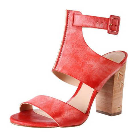 Shoe Carnival Coral Heels