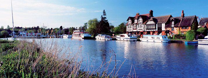 Gorleston High Street Norfolk | Norfolk Broads near Caister Holiday Park, Norfolk