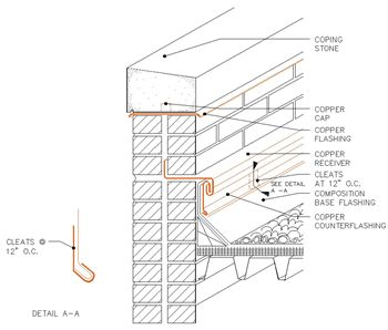 494992 Solid Sheathing together with Details as well 550565123172147476 furthermore Details En Fr furthermore Enclosure drawings. on flashing at roof wall intersection