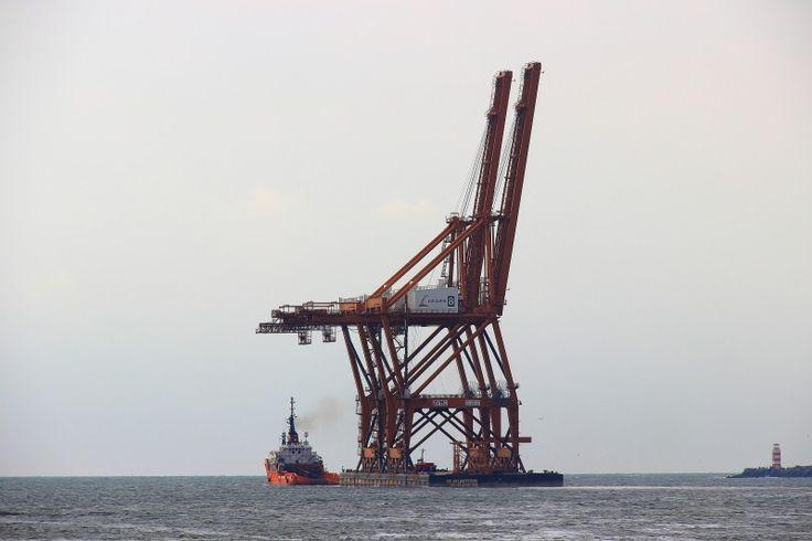Terminal GCT w Gdynia będzie miał dodatkowe suwnice do szybszego transportu kontenerów. Port Gdynia bedzie jeszcze bardziej konkurencyjny w transporcie morskim.