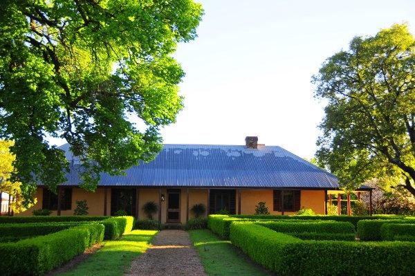 """Oakfield"" Mudgee NSW circa 1840's"