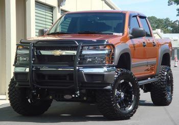 lifted chevy colorado - Google Search