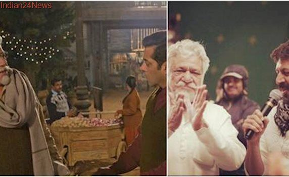 Salman Khan's Tubelight to be Om Puri's last film, Kabir Khan says will miss his warm hugs