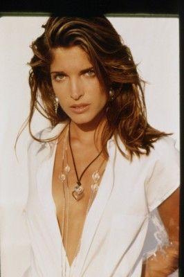 Stephanie Seymour poster, mousepad, t-shirt, #celebposter