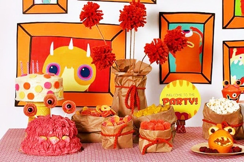 Decoracion Infantil Halloween ~ Fiestas and Halloween on Pinterest