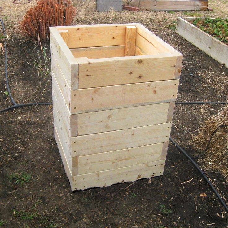 Best 25 Potato Box Ideas On Pinterest Grow Potatoes
