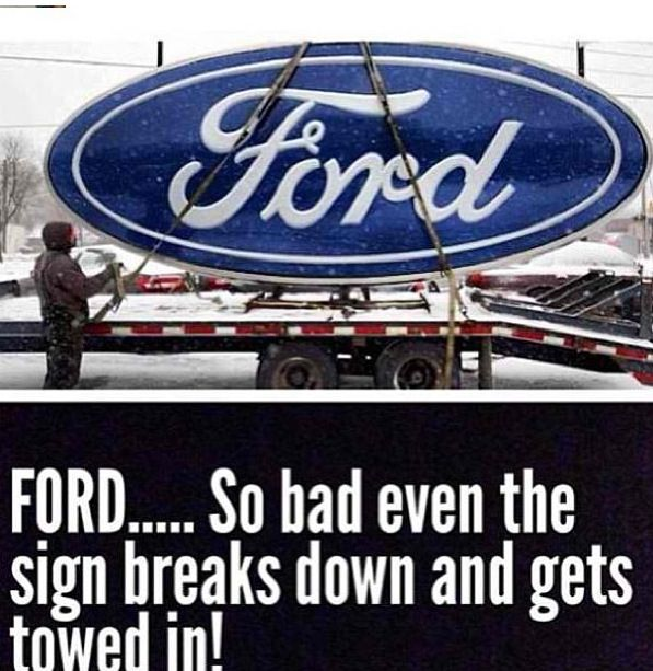 87 best images about Ford sucks on Pinterest | Chevy ...