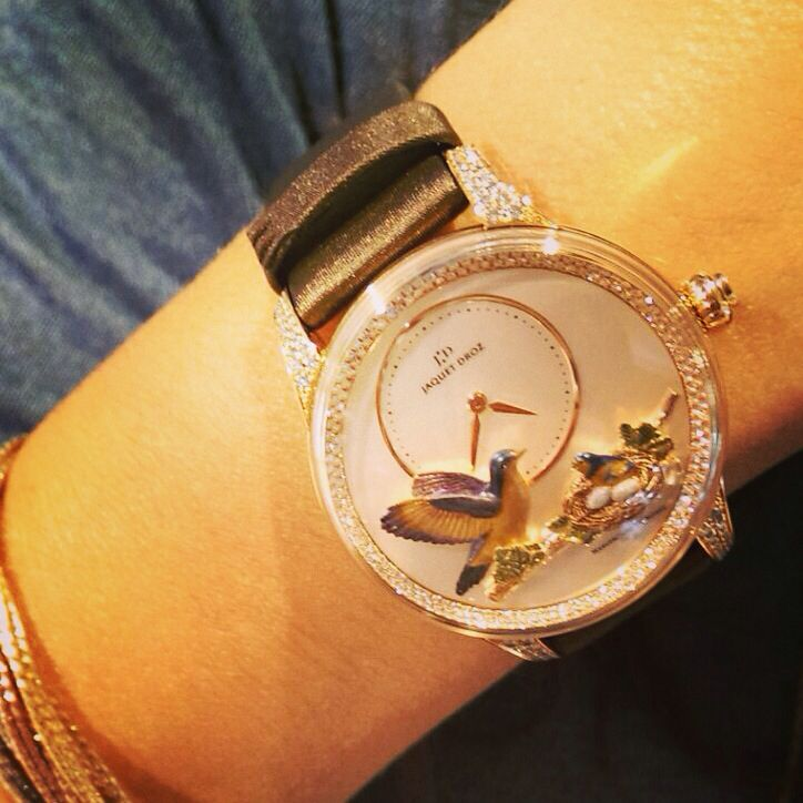 Watches JAQUETDROZ  GOLD