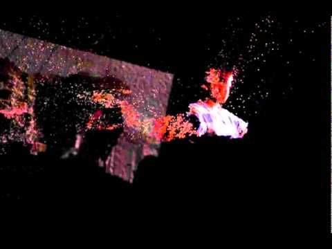 Liquid Kinect Images - YouTube