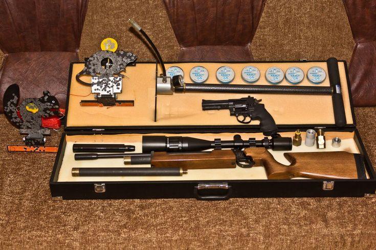 armă cu aer comprimat CZ 200S