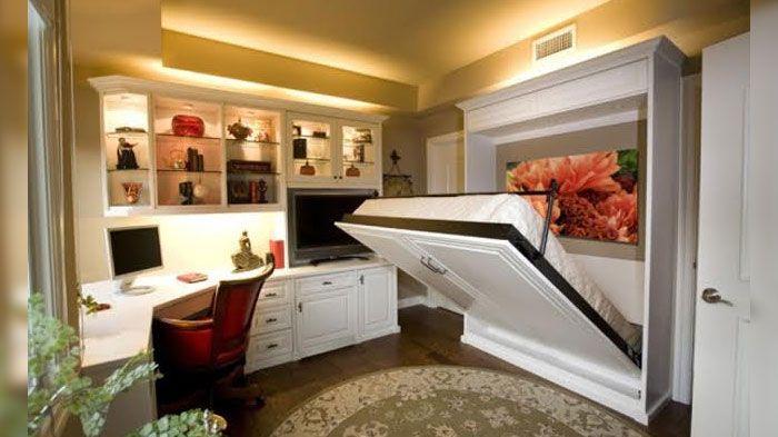 9 Brilliantly Innovative Ideas To Transform Tiny Rooms!