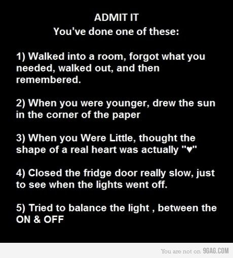 """Hahaha the sad thing is it says """"when u were little!"""" I still draw the sun in the corner and all the other things!!"""