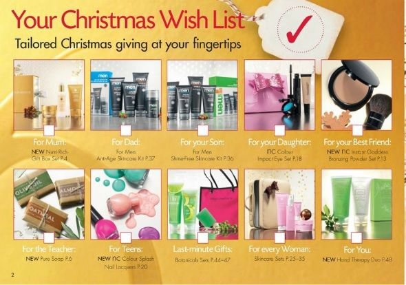 Your Christmas Wish List....Gifts for Everyone