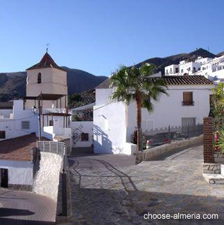 Bedar village - Almeria - Spain