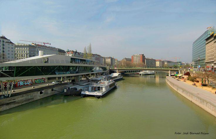 Donau bij Wenen