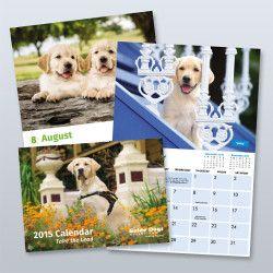 2015 Guide Dogs Queensland Calendar