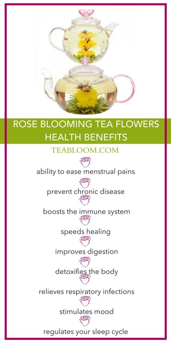 Rose Blooming Teas Rising Hearts And My Growing Love Set Of Two Blooming Tea Menstrual Cup Benefits Menstrual Cup