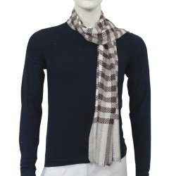 Neck Scarf Cashmere Vintage Mens Accessories Handmade in India 12 x 60 inches