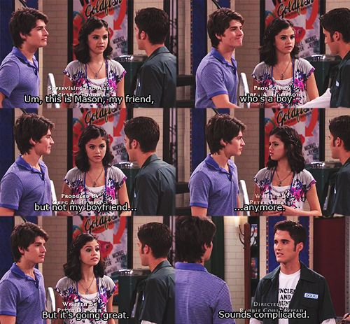 Wizard Of Waverly Place Alex And Mason Get Back Together