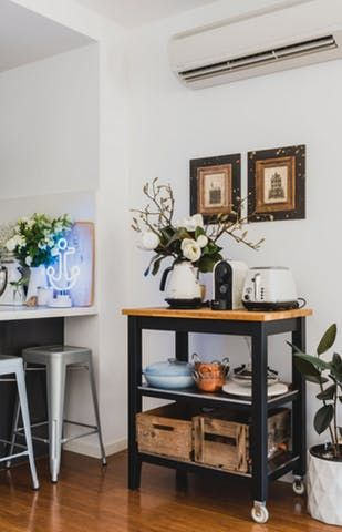 House Tour: A Boho Luxe Brisbane Home | Apartment Therapy