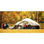 Introducing The Coleman Red Canyon 8 Person Tent Listed Price: $139.99 Sale Price: $112.55 Measuring 17- by 10-feet, Coleman's Red Canyon tent is spacious enough to comfortably sleep eight campers. Ideal for weekend camping trips with family and friends,...