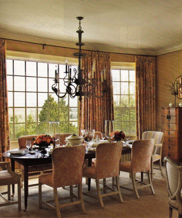 25 best interior design shannon bowers images on for Southern dining room
