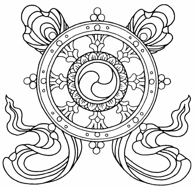 98 Best The Eight Auspicious Symbols Images On Pinterest Buddhist