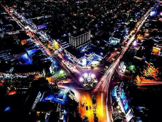 Banda aceh at night