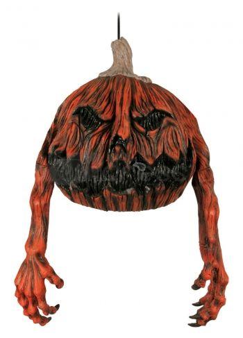 Halloween Accessories With Hand Demons Pumpkin.
