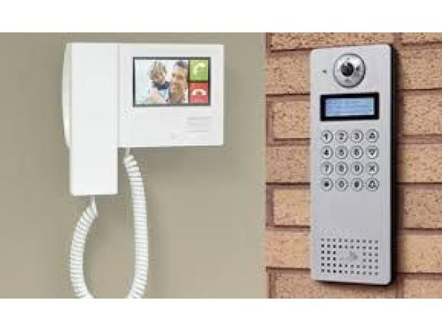 front door intercom138 best Intercom system installation images on Pinterest