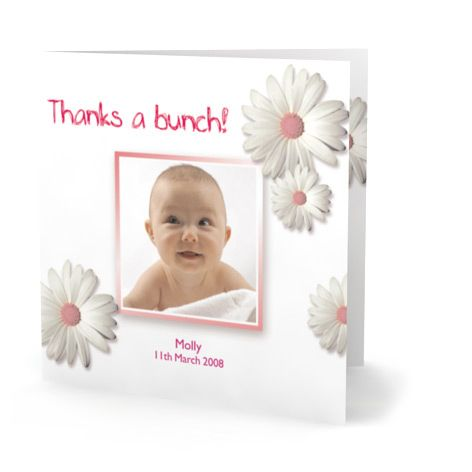 17 best images about baby thank you cards – Personalised Birthday Cards Ireland