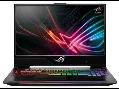 New Asus Rog Strix Hero Ii Gl504gv Ds74 15 6 Fhd Gaming Laptop Overview Asus Asus Laptop Intel Core