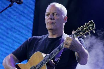 "GILMOUR : ""ENDLESS RIVER"" E' L'ULTIMO ALBUM DEI PINK FLOYD"