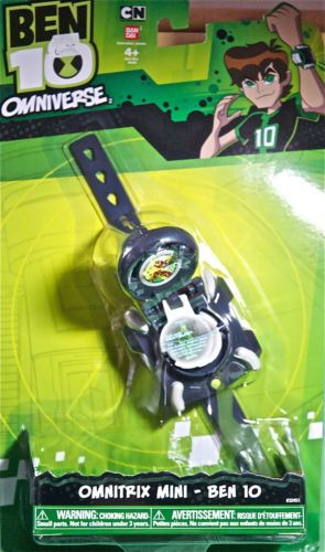 Ben 10 Omnitrix Mini Watch from Omniverse | Toys ...