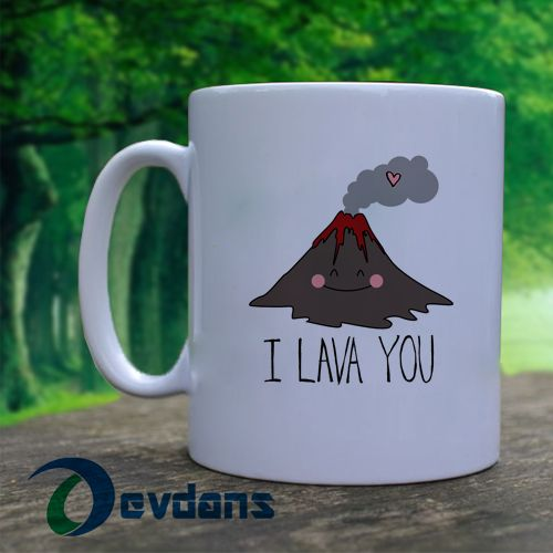 Like and Share if you want this i lava you Mug, Ceramic Mug, Coffee Mug     Tag a friend who would love this!     $    Get it here ---> https://www.devdans.com/product/i-lava-you-mug-ceramic-mug-coffee-mug/