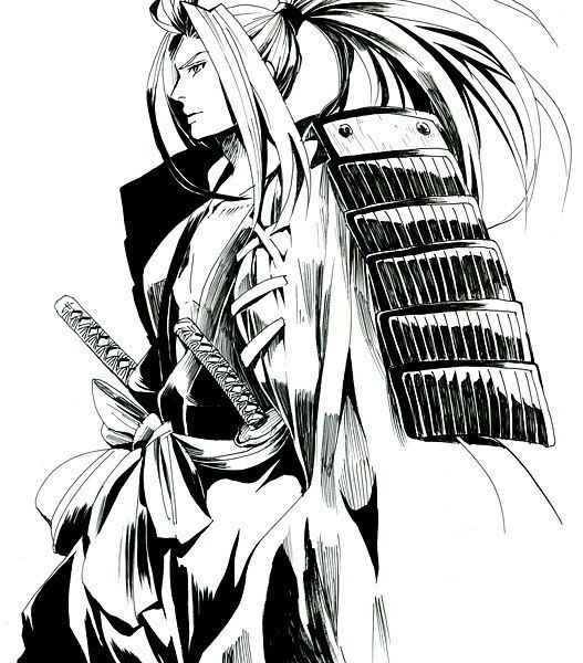 Shaman King Vs Shaman King Kanzenban: Амидамару