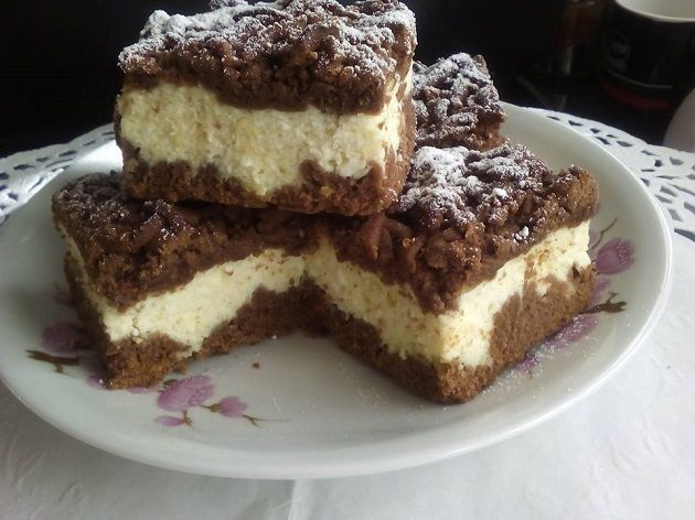 Isteni finom sütemény,