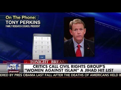 Tony Perkins on Fox News' Kelly File