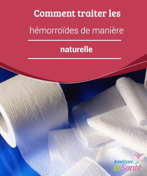 Comment #traiter les #hémorroïdes de manière naturelle  Pours soulager les hémorroïdes, il est très important #d'adopter une #alimentation riche en fibres et de boire au moins deux litres d'eau par jour.