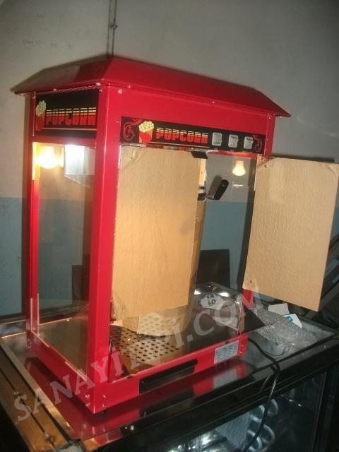 Mısır Patlatma Makinası » - Sanayi tipi