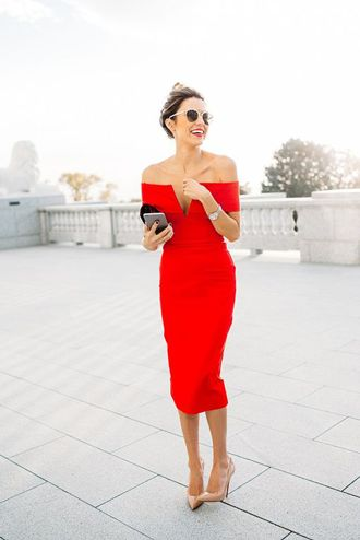 Dare to wear... red!