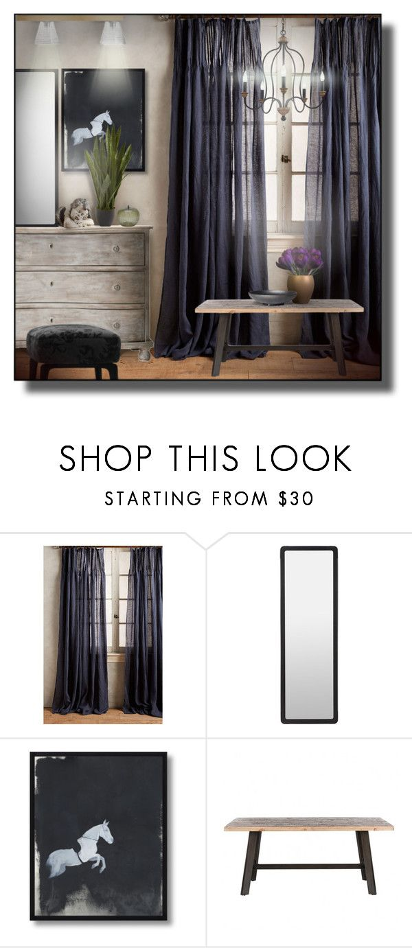 """Sin título #390"" by sally-simpson ❤ liked on Polyvore featuring interior, interiors, interior design, home, home decor, interior decorating, Anthropologie, We Are Massiv. and Skeppshult"