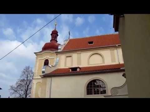 VLOG: Brandýs nad Labem - kostely